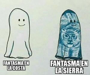 meme, fantasma, and funny image
