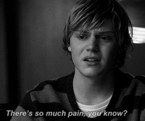 pain, american horror story, and ahs image