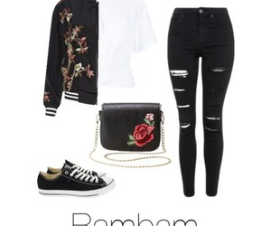 kpop inspired outfits, kpop, and bambam image