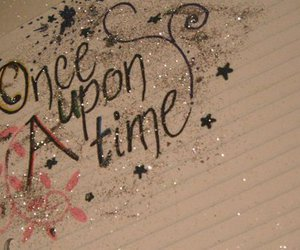 once upon a time, glitter, and sparkle image