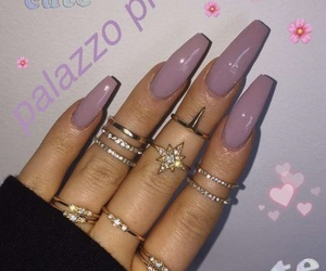 glossy, inspiration, and nails image