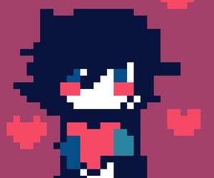 OC, dotpict, and byme image