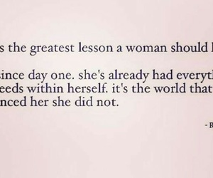 girl, learn, and lesson image