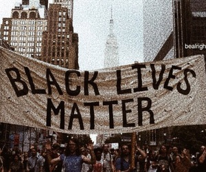 black lives matter, theme, and equality image
