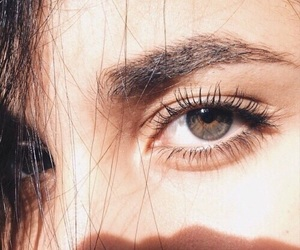 brown eyes, eyes, and tumblr image