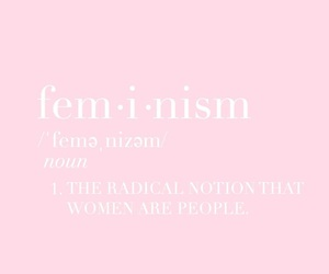 definition, equality, and feminism image