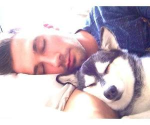 asleep, Hot, and james maslow image