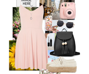 dress, outfit, and outfits image