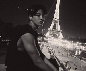 korean, paris, and ulzzang image