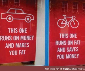 car, funny, and fat image