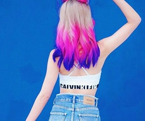 hair and wengie image