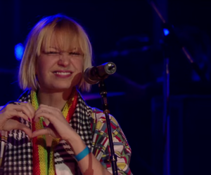 singer, Some People Have Real Problems, and sia furler image