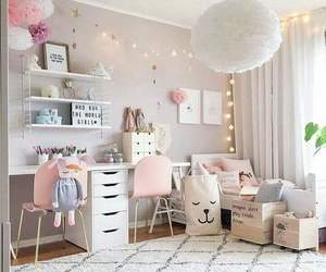 bedroom, nice, and pastel image