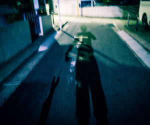 alley, 写真, and dark image