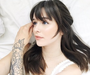 beautiful, make up, and style image