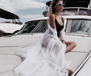 summer, fashion, and travel image