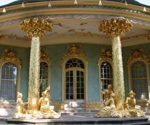 potsdam, classy, and gold image