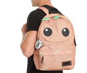 Marvel, guardians of the galaxy, and character backpack image