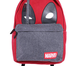backpack, deadpool, and Marvel image