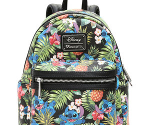 backpack, disney, and lilo image