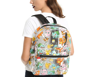 backpack, clear, and pokemon image