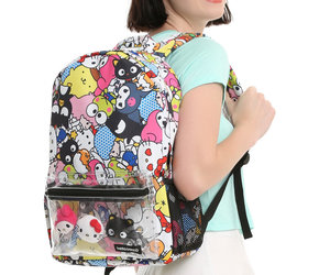 backpack, character, and hello image