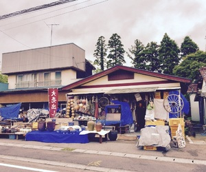japan, store, and 日本 image