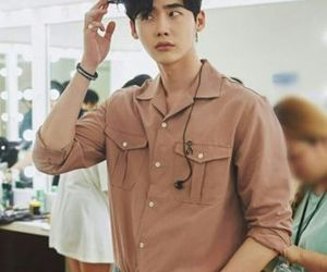lee jong suk, actor, and boy image
