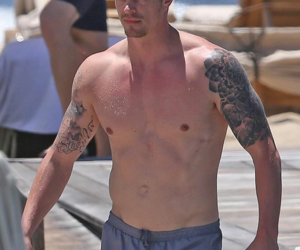 out and about and joel kinnaman image
