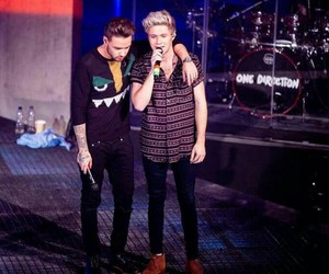 niam, niall horan, and one direction image