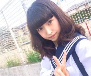 girl, jk, and かわいい image