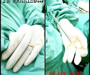 doctor, job, and medicine image