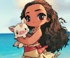 moana and disney image