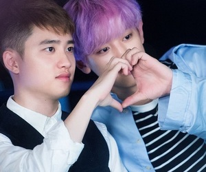 exo, summer, and kyungsoo image