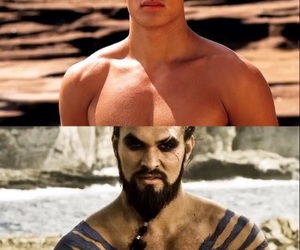 got, game of thrones, and drogo image