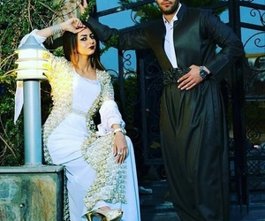 kurd, kurdish clothes, and kurd style image