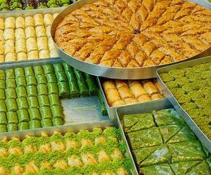 baklava, food, and turkey image
