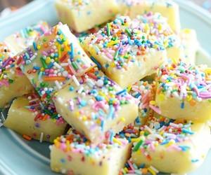 food, fudge, and sweets image