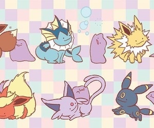 pokemon and ditto image