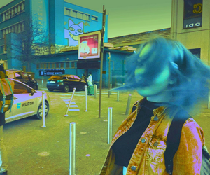 alternative, indie, and blue image