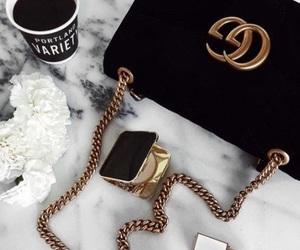 fashion, luxury, and gucci image