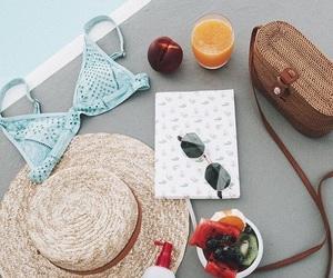 bag, essentials, and fashion image
