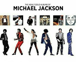 album, michael jackson, and mj image