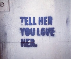 love, quotes, and her image