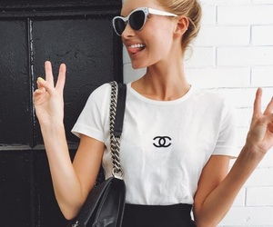 style, sunglasses, and article image