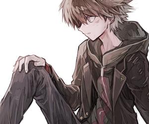 danganronpa, cute anime boy, and dangan ronpa image