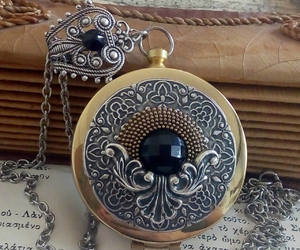etsy, gothic jewelry, and vintage style image