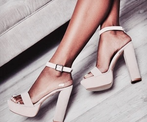 shoes and legs image