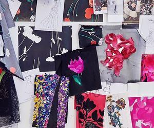 art, dressmaker, and fashion image