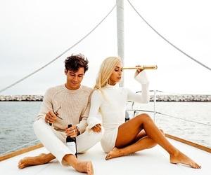 couple and sail image